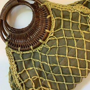 Flora Bella Boho vintage bag